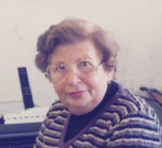 שרה (לוצ'ה) בריקמן ז``ל